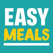 Easy Meals App Icon.