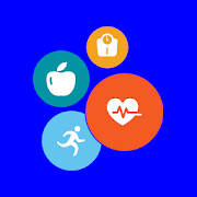 NHS Weight Loss Plan App Icon.